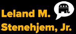 Leland M. Stenehjem Jr Logo